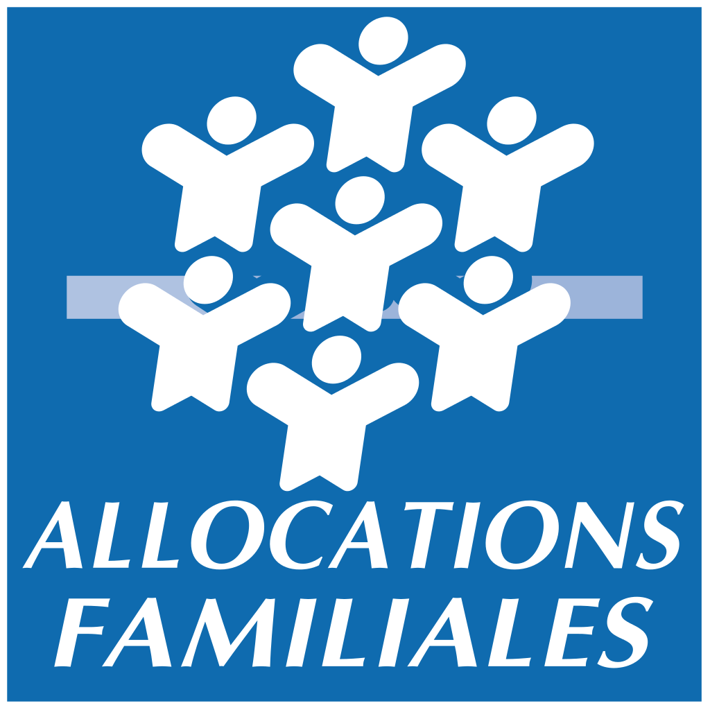 logo caisse allocations familiale